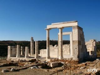 dimitra temple naxos