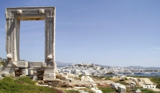 portara sight in naxos