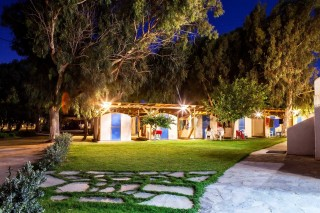 maragas bedtents in naxos