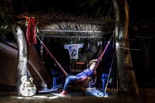 music camping naxos