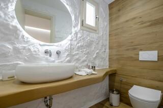 superior studio maragas bathroom