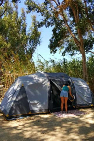 family tents maragas