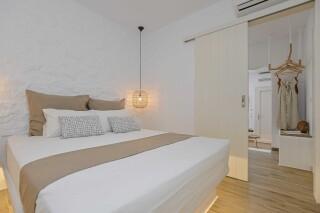 naxos superior studios and apartments maragas bedroom