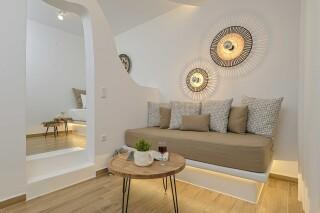 naxos superior studios and apartments maragas living room